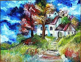 Obrazy - Svätý dom - 2857030