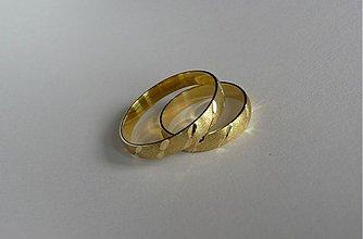 Prstene - Obrúčky lístky - 2859541