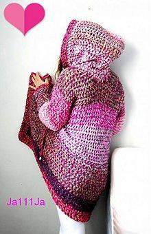 Kabáty - Ružová jeseň - 2861764