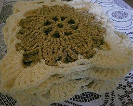 Textil - Oriešková so smotanou - 2864149