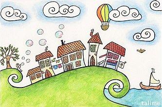 Kresby - Prímorský vzduch (tlač) - 2865420