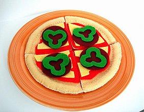 Hračky - Chrumkavá pizza - 289910