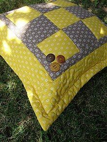 Úžitkový textil - Zem a slnko...vankúše :)) - 2907846
