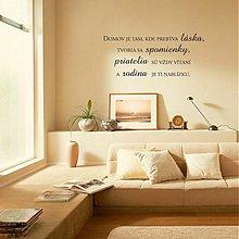 Dekorácie - Domov - 2915062
