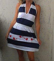 Šaty - Dress Blue - zľava 15% - 2939092