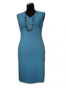 Šaty - úpletové - elastické - 2942917 d691b326452