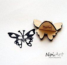 Nezaradené - Razítko Motýlik - 294404