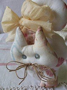 Dekorácie - Mačka Lilinka - 2945556