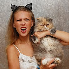 Ozdoby do vlasov - Catwoman ... čelenka - 2947541