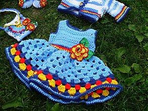 Bábiky - Šatičky pre bábiku, objednávka - 2951291