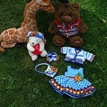 Bábiky - Svetrík pre bábiku, objednávka - 2951300