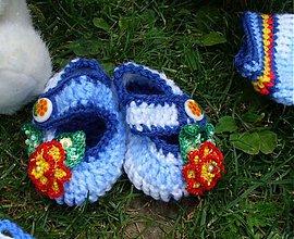Bábiky - Bábikine papučky, objednávka - 2951321