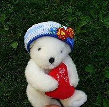 Bábiky - Baretka pre bábiku, objednávka - 2951390