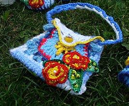 Bábiky - Kabelôčka pre bábiku, objednávka - 2951438