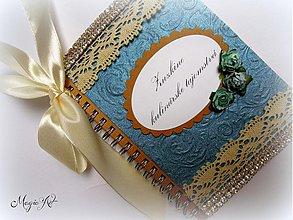 Papiernictvo - Zuzkine kulinárske tajomstvá - 2951885