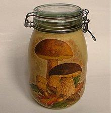 Nádoby - pohár na huby - 2955062