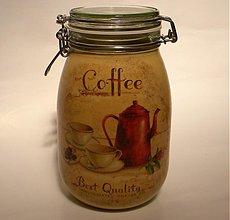 Nádoby - Dóza na kávu - 2959732