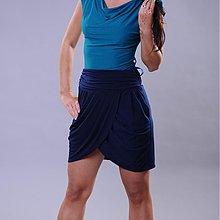 Sukne - Úpletové sukňa voda v rôznych farbách - 2965073