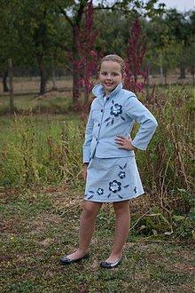 Detské oblečenie - Modrý...  /zľava na 17e/ - 2966492