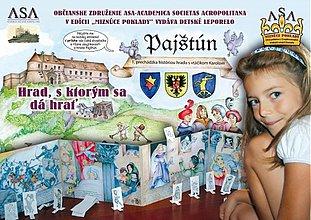 Hračky - leporelo Pajštún - 2970749