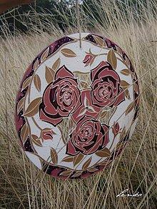 Dekorácie - Mandala Antická Ruža - 2970872