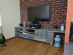Nábytok - Tv stolík / komoda č. 7 - 2977712
