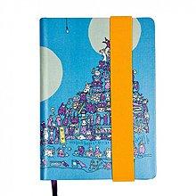 Papiernictvo - Zápisník A6 Výmena žiarovky - 2990889