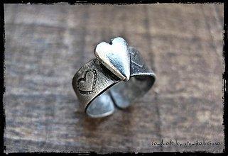 Prstene - Výdatne srdiečkový - 2999416