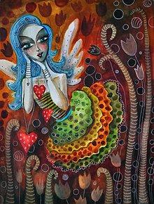 Obrazy - Na krídlach lásky - 300343