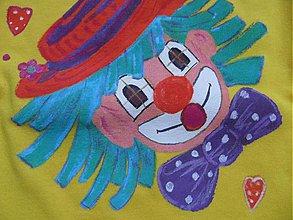 Detské oblečenie - ja šašo - 3004508