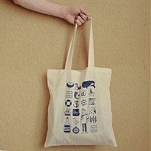 Veľké tašky - taška námornícka. - 3013220