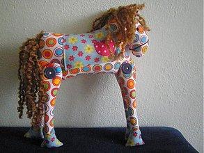 Bábiky - Koník grošík - 3014218