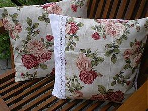 Úžitkový textil - Vankúšiky šité na objednávku - 3019556