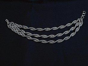 Náramky - Trojitý Spiral - 3020107