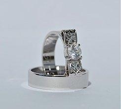 """Prstene - Obrúčky """"Chanel"""" - 3020543"""