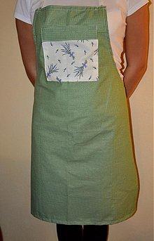 Iné oblečenie - Zásterka pre gazdinky - 3020800