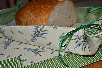 Nádoby - Levanduľový chlebník - 3020863