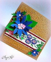 Papiernictvo - Ľúbezná melódia našich tradícií... - 3023285
