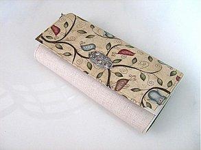 Peňaženky - Pípání a houkání-obsah vám teď ochrání :-) - 3025185