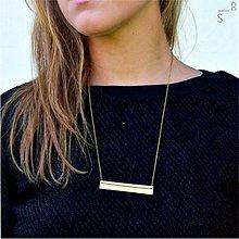 Náhrdelníky - brass_middle - 3028011
