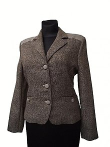 Kabáty - sako do nepohody - 3029626