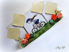 Papiernictvo - Najkrajší výhlad je z bicykla :) - 3034169