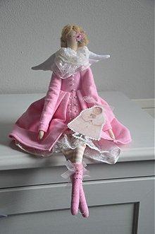 Bábiky - Zimná Lady - 3039605