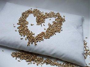 Úžitkový textil - Veľký špaldový vankúš 30x45cm - 3040162