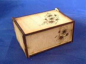 Krabičky - Krabička na šperky - 3047370
