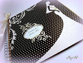 Papiernictvo - Svadobný album - Nevesta s veľkým