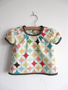 """Detské oblečenie - tunika """"Naželanie"""" - 3057842"""