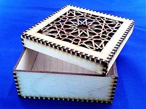Krabičky - Krabička na šperky II. - 3061323