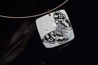 Náhrdelníky - Motýl - 3066122