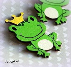 Magnetky - Žabí princ - 3070947